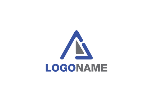 Logo Design - Alter Triangle