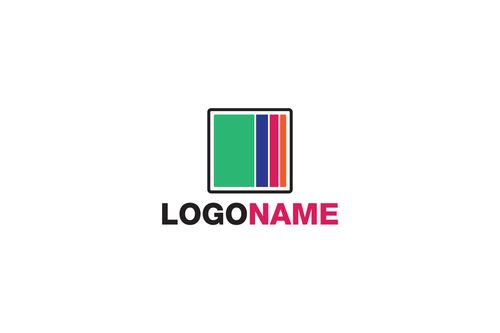 Logo Design - Color Square