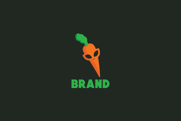 Alien Carrot Logo