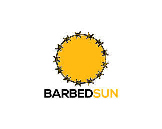 Logo Design - Barbed Sun