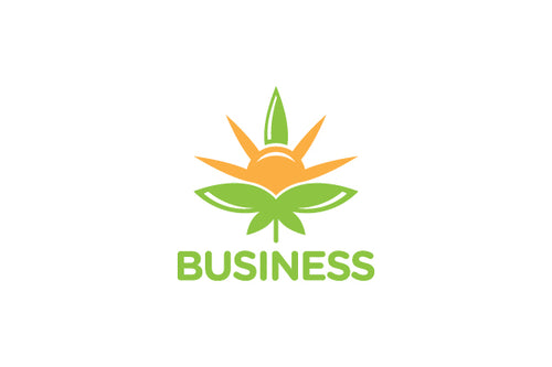Logo Design - Cannabis Rays