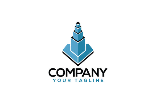 Logo Design - Diamond Tower