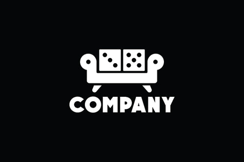 Logo Design - Dice Couch