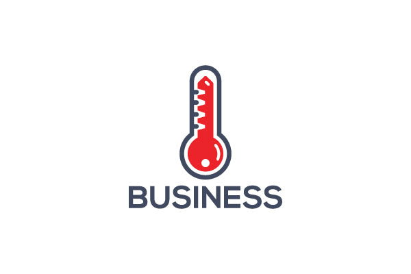 Logo Design - High Temp Real Estate