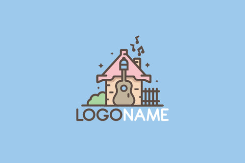 Logo Design - Music House
