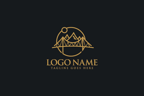 Logo Design - Peak Bridge