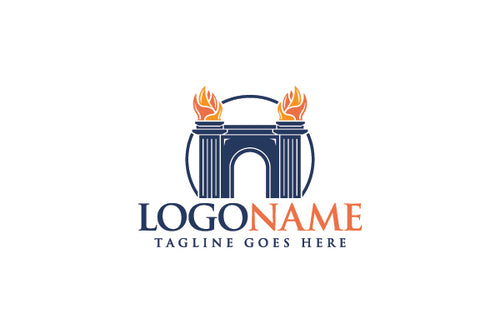 Logo Design - Torch Arch