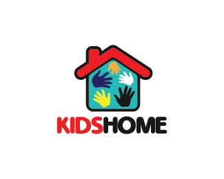 Logo Design - Kids Home