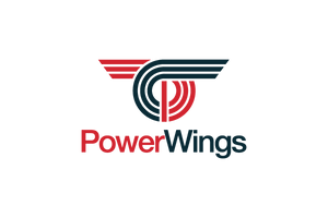 Logo Design - Power Wings