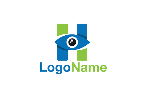 Logo Design - Eye Hospital