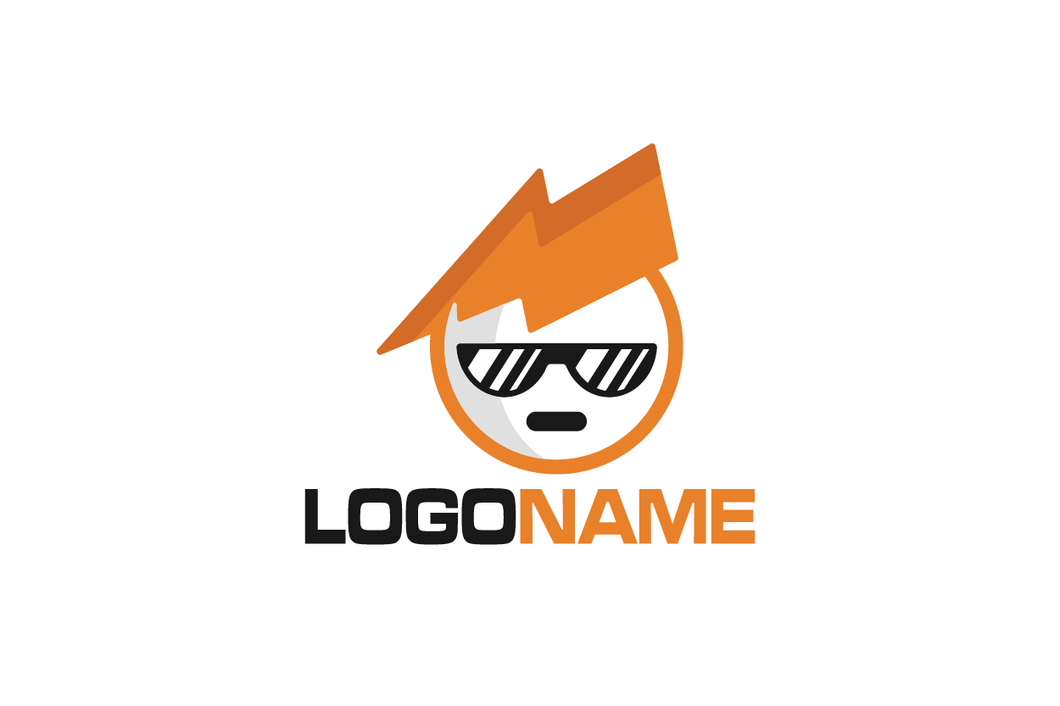 Logo Design - Bolt Guy