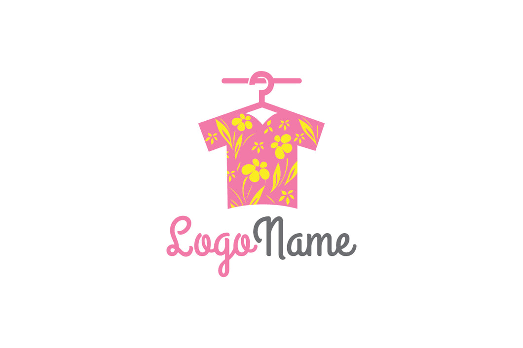Logo Design - Hippie Clothing