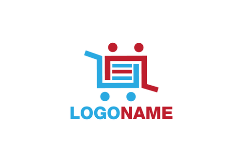 Logo Design - Buy and Sell