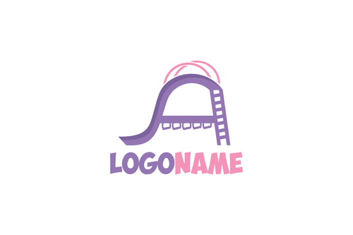 Logo Design - Arranged Playground