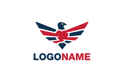 Logo Design - Eagle Care