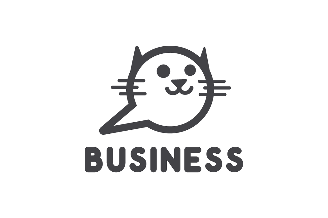 Logo Design - Chat Cat