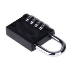 4 Digit Combination Padlock - 007Shoop