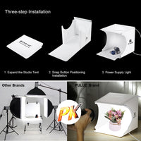 Mini Photo Studio Lightbox
