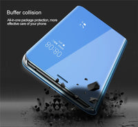 Mirror View Smart Flip Case