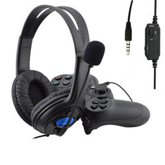 Computer Gaming Wired with Mic Headphone