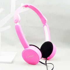 Foldable Portable Travel Headphone