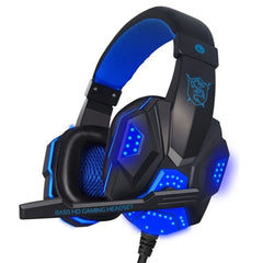 Cool Glowing Stereo Headphones