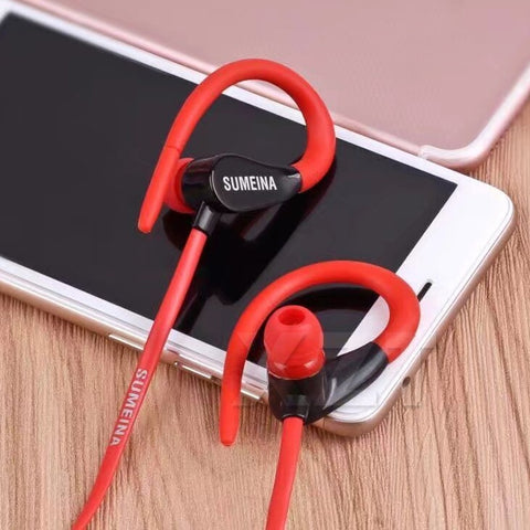 Stereo Earhook Bass Sound Headset