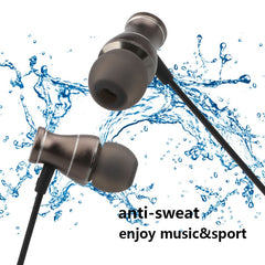 Magnets Sport Earpiece With Mic