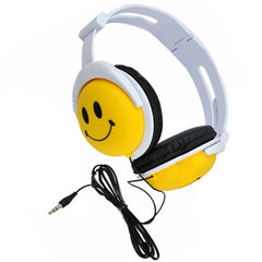 Smile Face Foldable Headphone