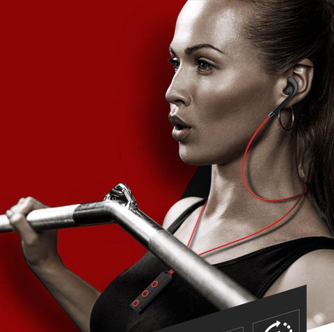 Magnetic Sport Ear Phones