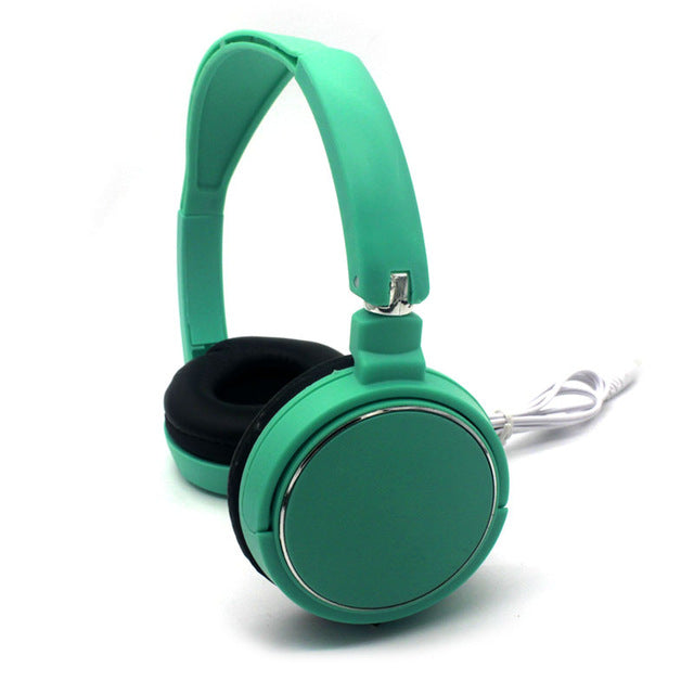 AUX Portable Headphone