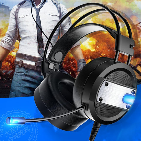 Deep Bass Headset