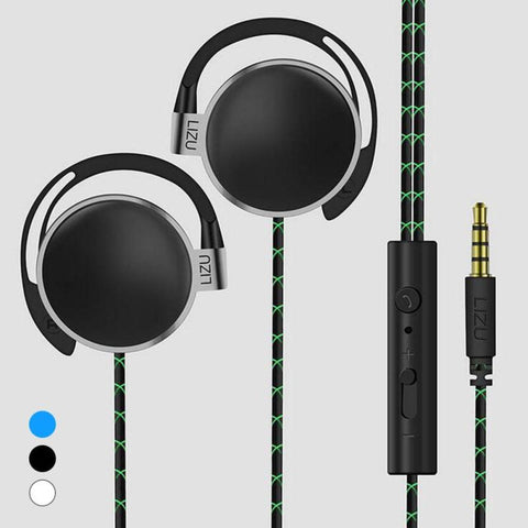 Stereo HiFi Earhook Earphone