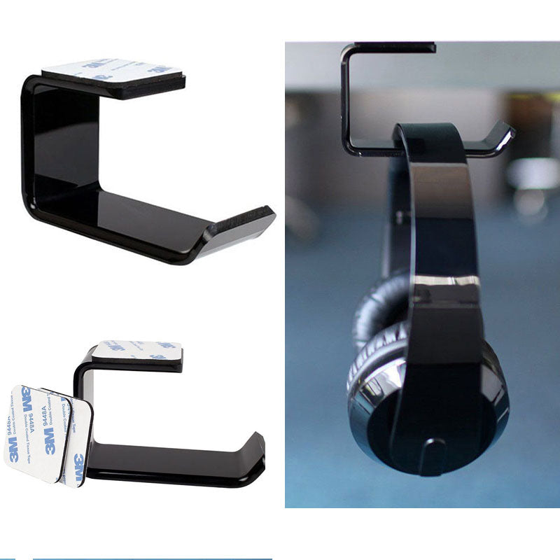 Headphone Stand With Stick