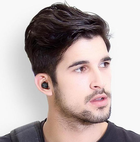 Hidden Invisible Mini Earpiece