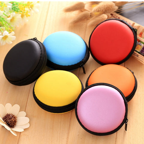 Earphone Carrying Hard Bag