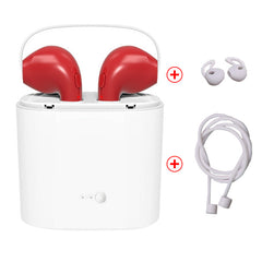 Wireless Earphone Headset With Charger