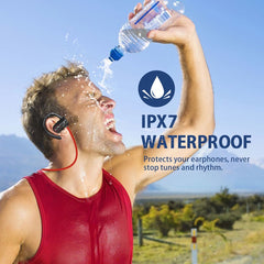 Waterproof Earhook Wireless Earphone