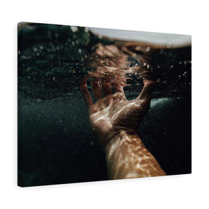 Underwater - Canvas