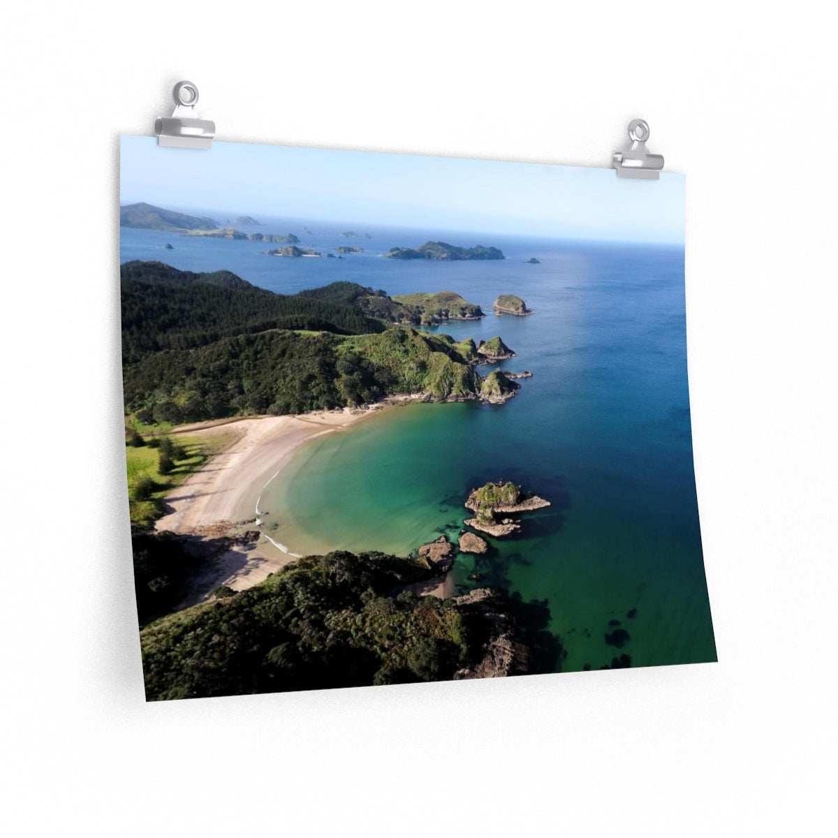 New Zealand - Wide Print