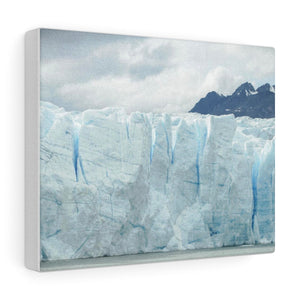 Glacier In Chile - Canvas