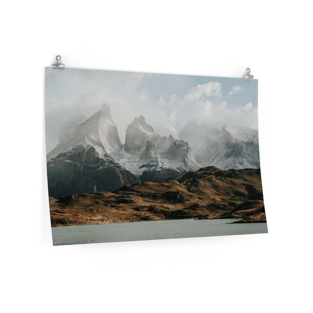 Torres Del Paine, Patagonia - Wide Print
