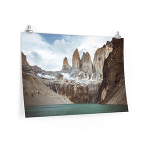 Patagonia Towers - Wide Print