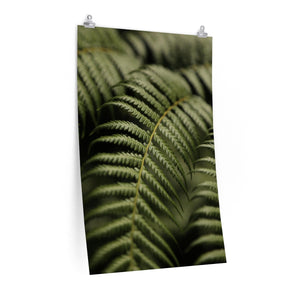 Hawaii Leaf - Vertical Print