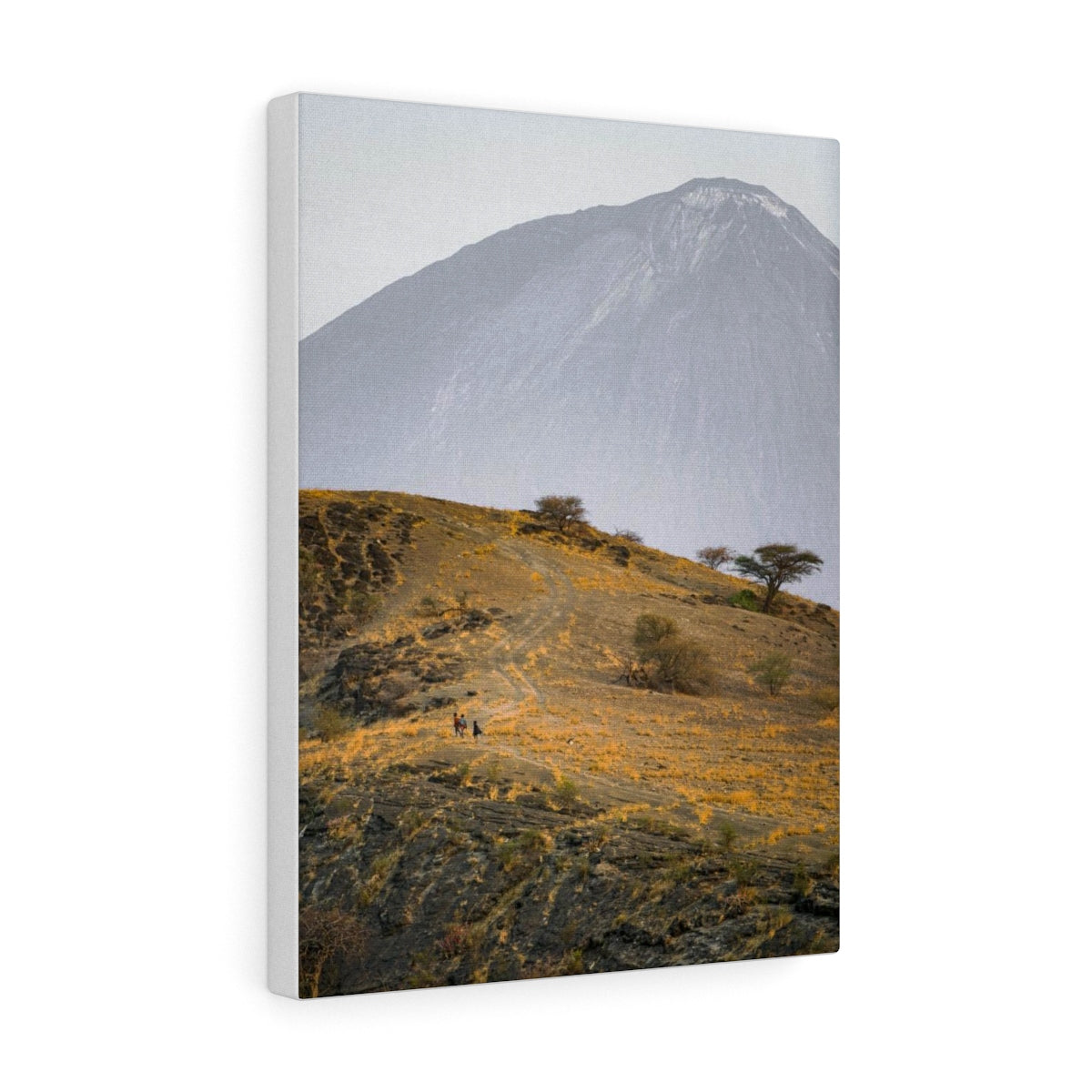Tanzanian Trail - Canvas