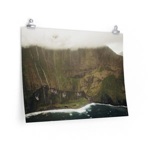 Hawaii Lost World - Wide Print