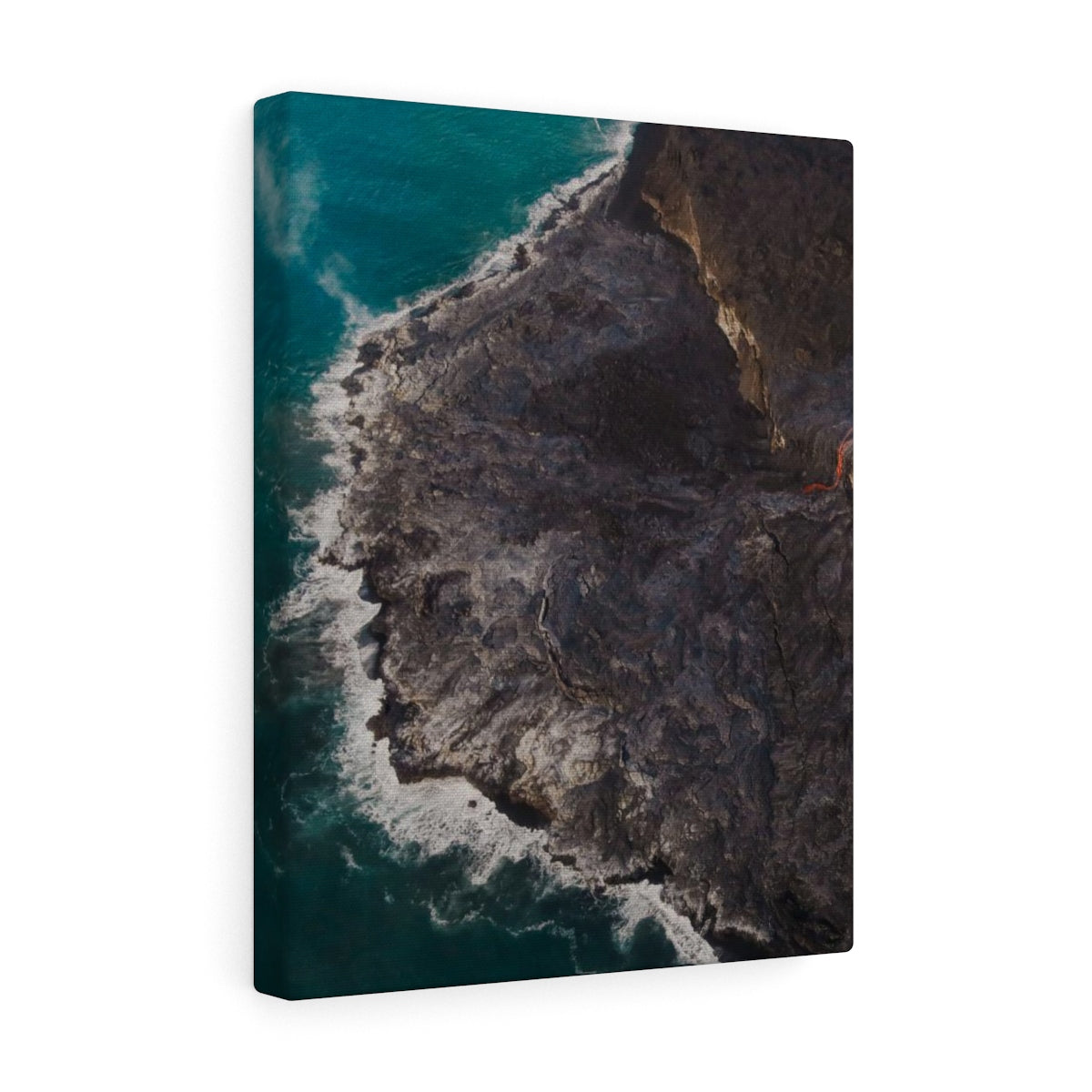 Hawaii Lava Flow - Canvas