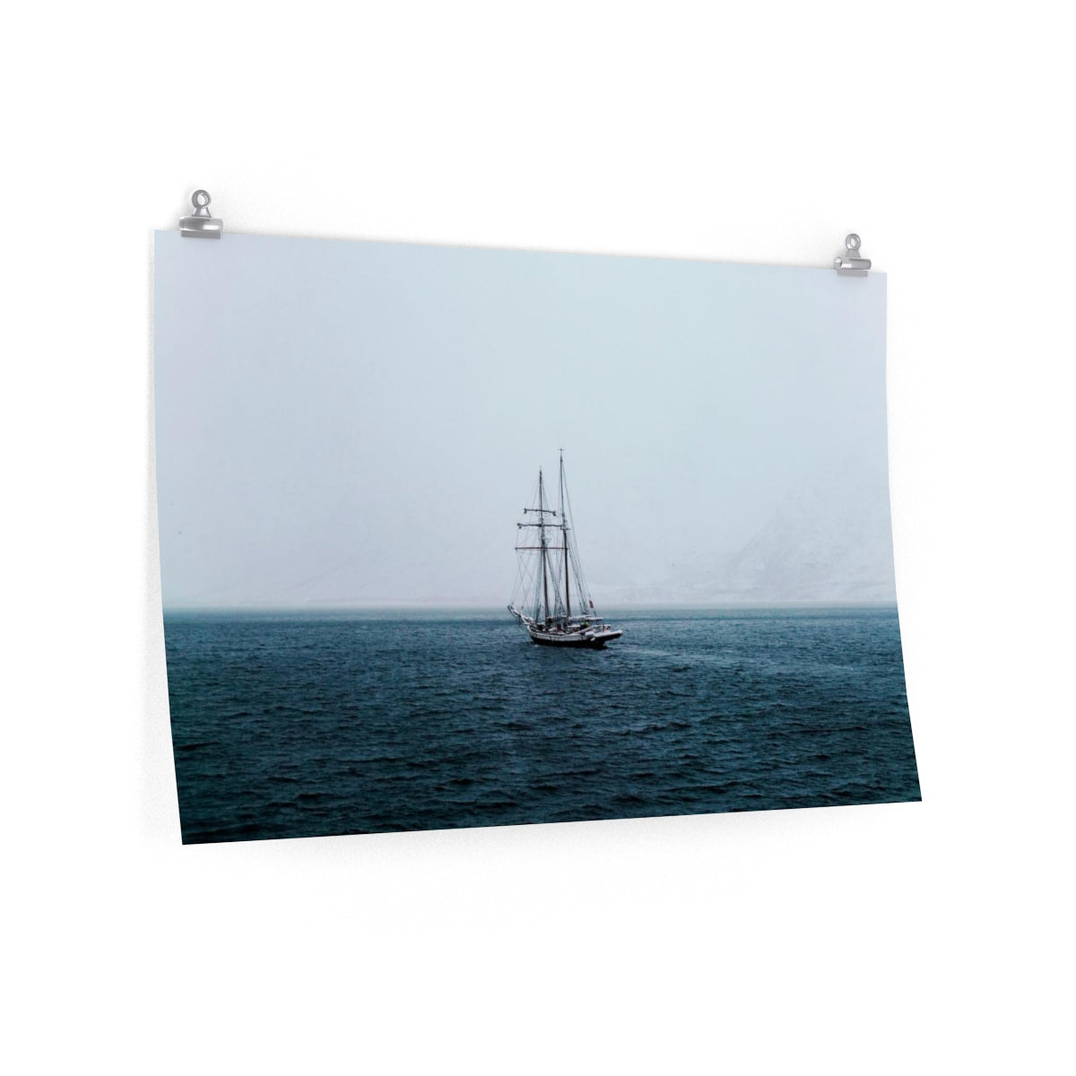 Norwegian Pirate - Wide Print