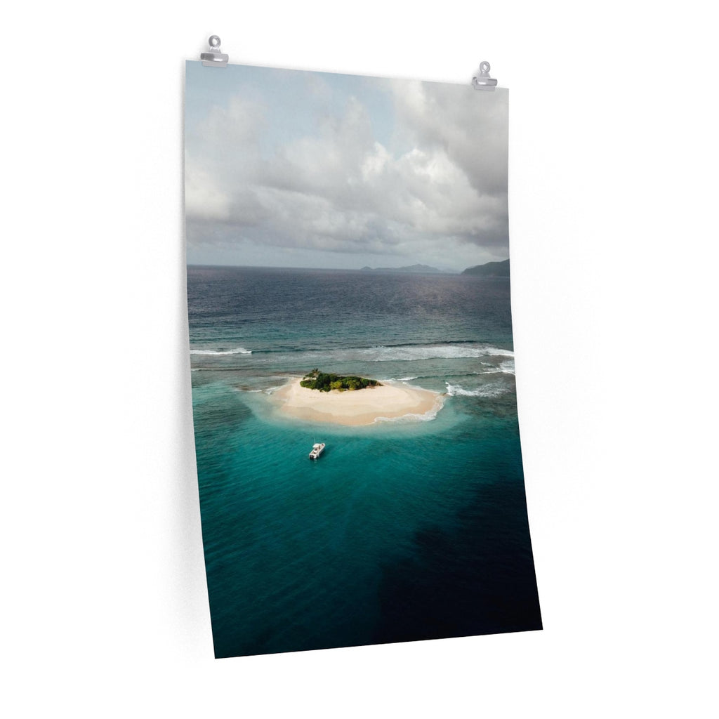 Virgin Islands - Vertical Print
