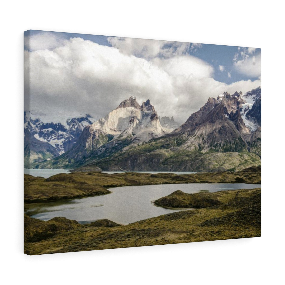 Patagonia Peak - Canvas